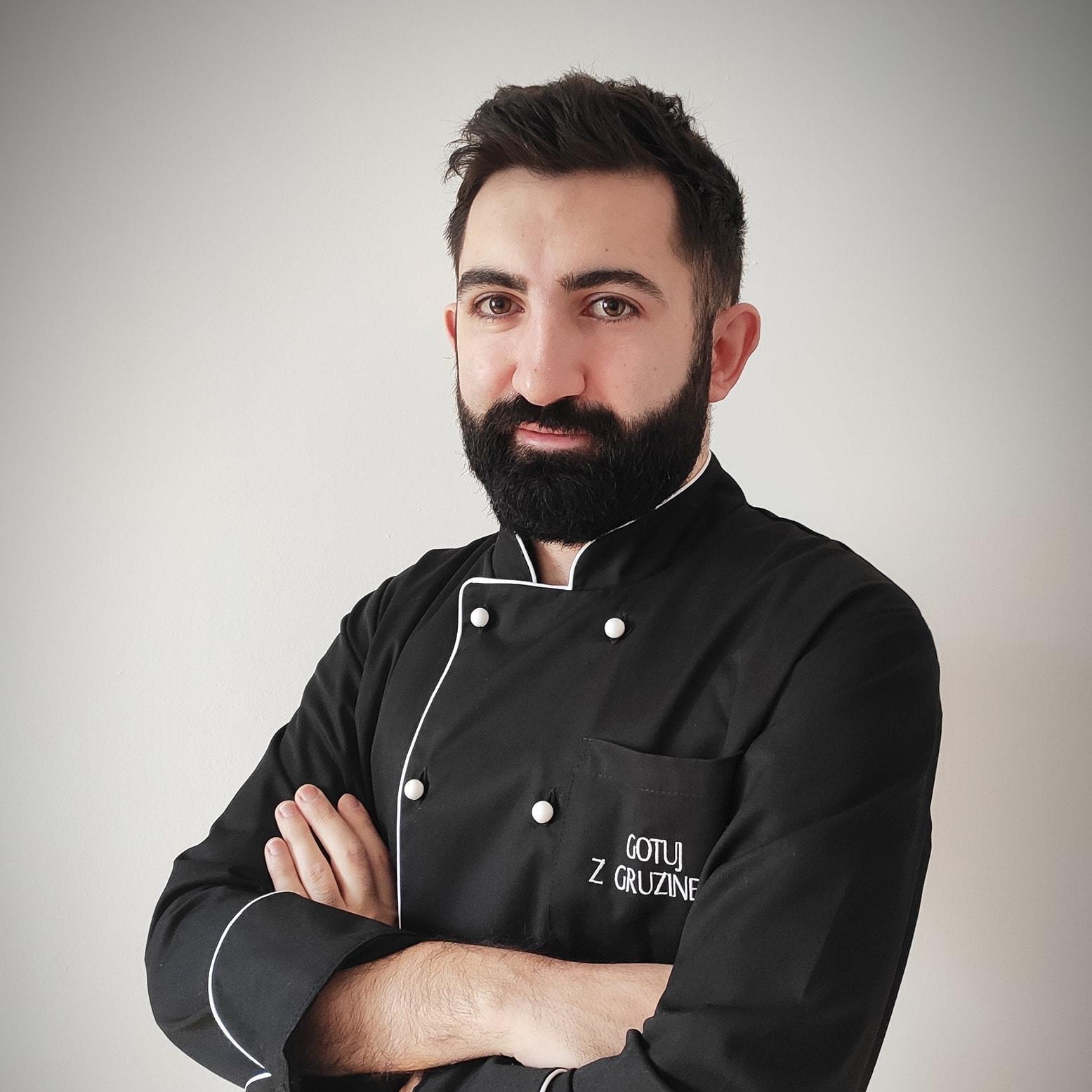 Gotuj z Gruzinem